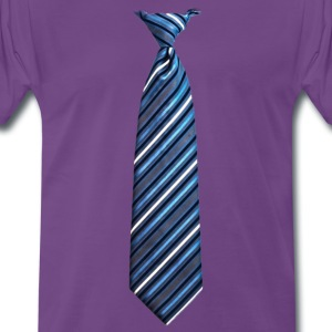 tie 3 - Men's Premium T-Shirt