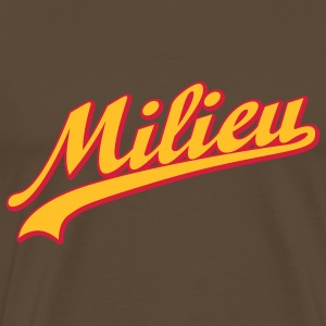 Milieur | Kiez | District T-Shirts - Men's Premium T-Shirt