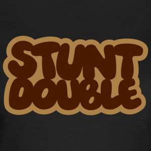 STUNT DOUBLE - T-shirt dam