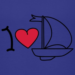 I love sailing Kinder T-Shirts - Teenager Premium T-Shirt