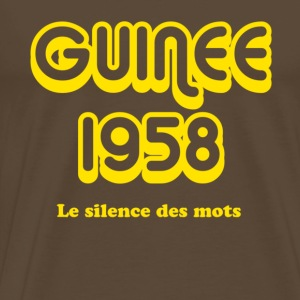 guinee 1958 T-shirts - T-shirt Premium Homme