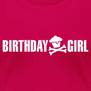 Birthday Girl T-Shirts - Frauen Premium T-Shirt