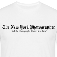Motif ~ The New York Photographer (façon New York Times)