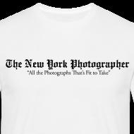 Motif ~ The New York Photographer (façon New York Times)