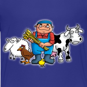 farmers_102011_g Shirts - Teenage Premium T-Shirt