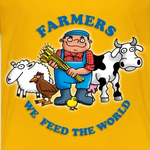 farmers_102011_d Shirts - Teenager Premium T-shirt