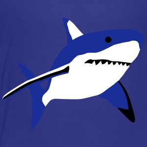 shark_092011_a_3c Shirts - Teenage Premium T-Shirt