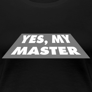 master_quotation_2c T-shirts - Vrouwen Premium T-shirt