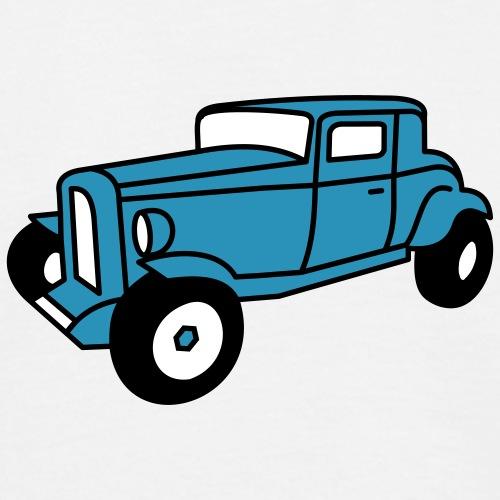 3 color Oldtimer Hot Rod Straßenkreuzer Rock and Roll Custom Car