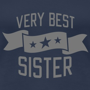 Very best Sister T-Shirts - Women's Premium T-Shirt