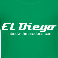 Design ~ The IBWM kids 'El Diego' tee