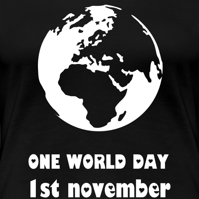 One World Day 1st November
