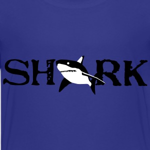 shark_092011_e_2c Shirts - Teenage Premium T-Shirt