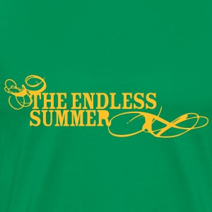 Endless Summer T-skjorter - Premium T-skjorte for menn