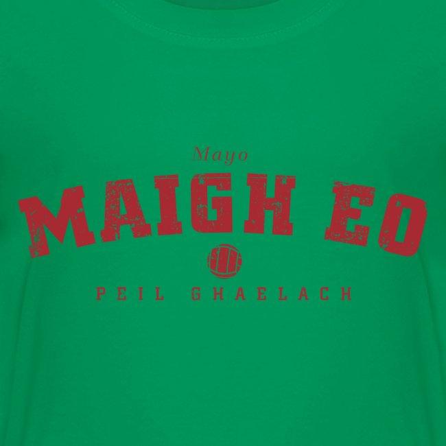 Vintage Mayo Football T-Shirt