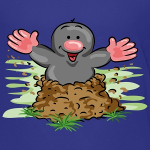 Happy Mole Kinder shirts - Teenager Premium T-shirt