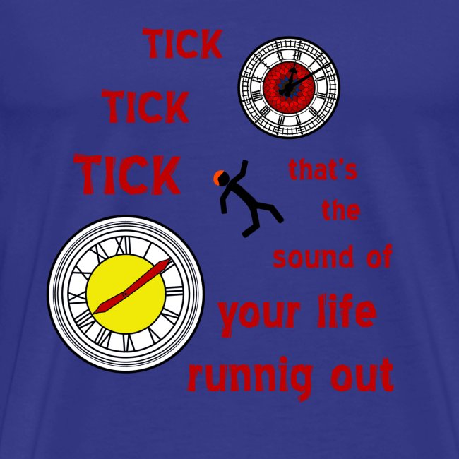 Dexter - tick, tick, tick