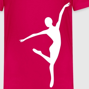 Ballett - Ballerina Kinder T-Shirts - Teenager Premium T-Shirt