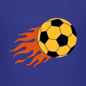 burning ball :-: - Teenager Premium T-Shirt