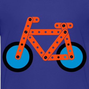 bicycle model :-: - Teenager Premium T-Shirt