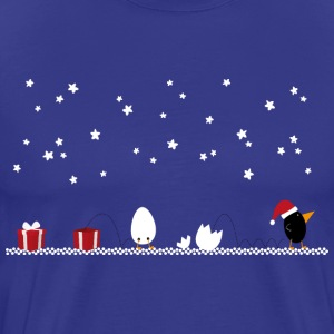 Christmas Duckling - Men's Premium T-Shirt