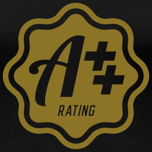 A++ Rating | Credit | Bonität T-Shirts - Women's Premium T-Shirt