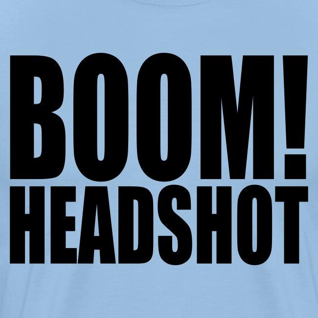 BOOM! Headshot