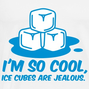 Im So Cool 1 (2c)++ T-shirts - Mannen Premium T-shirt