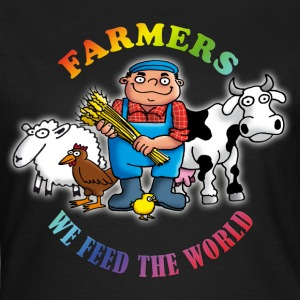 farmers_102011_f T-Shirts - Women's T-Shirt