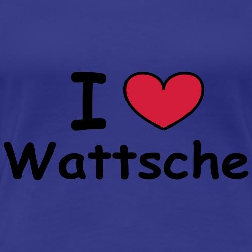 I love Wattsche