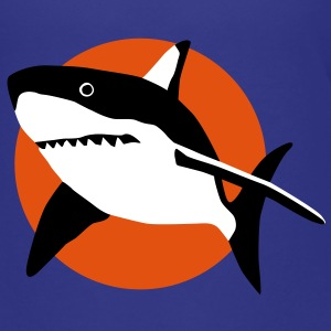 shark_092011_d_3c Shirts - Teenage Premium T-Shirt