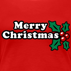 Merry Christmas T-Shirts - Women's Premium T-Shirt