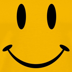 Big Smiley T-Shirts - Männer Premium T-Shirt