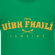 Design ~ Vintage Offaly Hurling T-Shirt