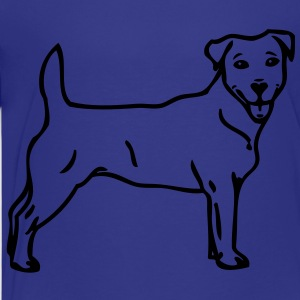- www.dog-power.nl - CG -  - T-shirt Premium Ado