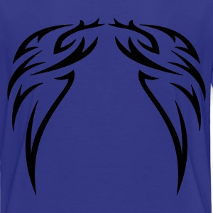 tattoo wings :-: - Teenager premium T-shirt