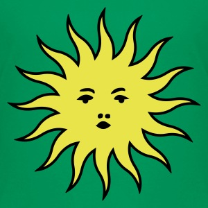 sun :-: - Teenage Premium T-Shirt