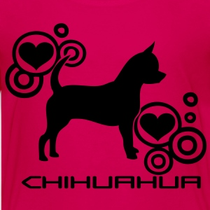 - www.dog-power.nl - CG -  - Premium-T-shirt tonåring