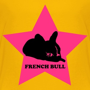 French Bull Tee shirts Enfants - T-shirt Premium Ado