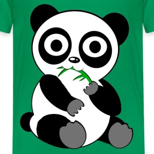 panda Shirts - Teenage Premium T-Shirt