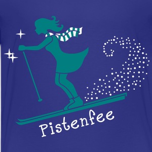 Pistenfee Kinder T-Shirts - Teenager Premium T-Shirt
