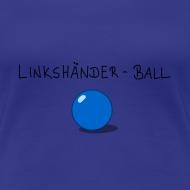 Motiv ~ Linkshänderball