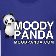Design ~ Moody Panda Kid's Classic