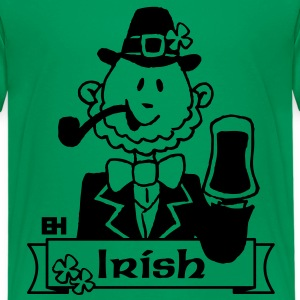 St. Patrick's Day - Teenage Premium T-Shirt