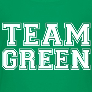 TEAM GREEN - Mannschaft grün Kinder T-Shirts - Teenager Premium T-Shirt
