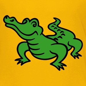 Crocodile - Teenage Premium T-Shirt