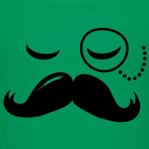 La Moustache Solo Kids' Shirts - Teenage Premium T-Shirt