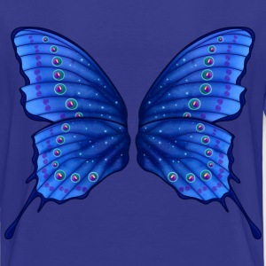 Butterfly Fairy Wings Shirts - Teenage Premium T-Shirt