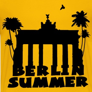 Berlin Summer Kinder T-Shirts - Teenager Premium T-Shirt