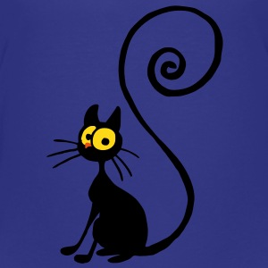 Chat Tee shirts Enfants - T-shirt Premium Ado